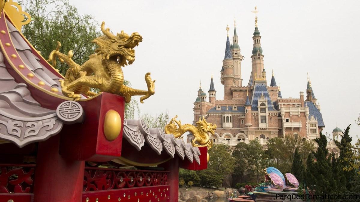 Shanghai Disneyland: Fantasyland