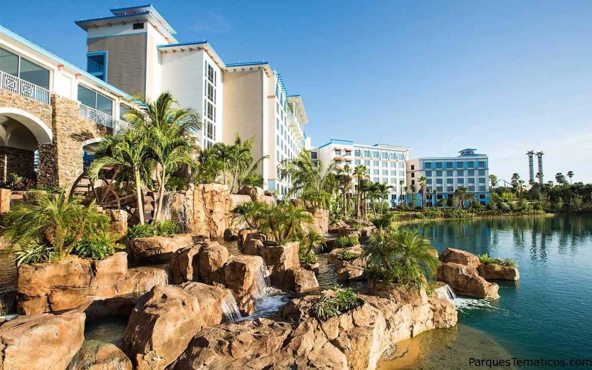 Mamá Experta: Mañana conocemos el nuevo hotel de Universal Orlando Loews Sapphire Fall Resort