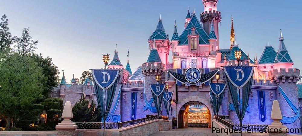 Celebración de Diamante del Disneyland Resort 2016