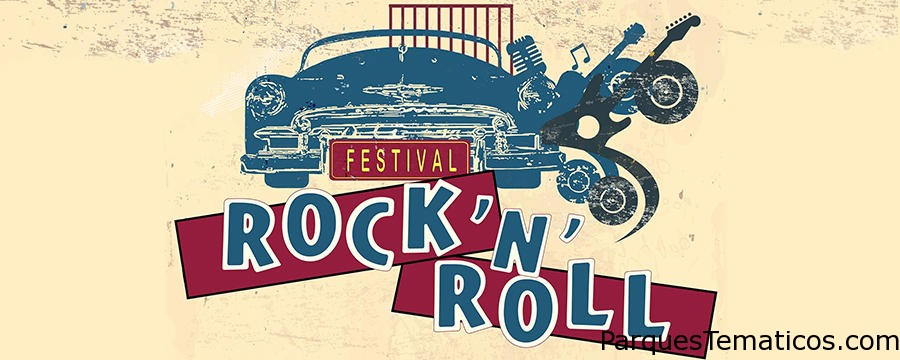 Festival Rock'n'Roll 2016 en Disney París