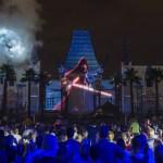 Épicos fuegos artificiales y proyecciones, un show de entretenimiento en vivo y la marcha de los Stormtroopers se unen a la Fuerza en Disney's Hollywood Studios Épicos fuegos artificiales y proyecciones, un show de entretenimiento en vivo y la marcha de los Stormtroopers se unen a la Fuerza en Disney's Hollywood Studios