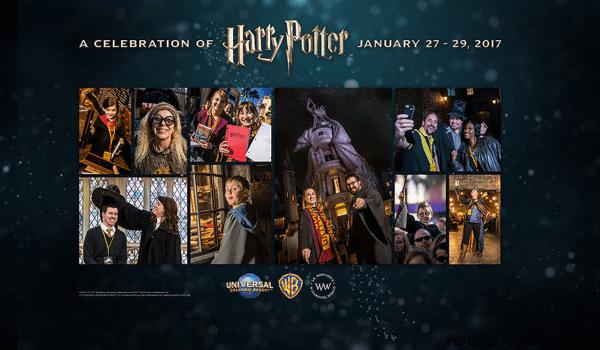 La celebración de Harry Potter vuelve en 2017 | Parques Temáticos