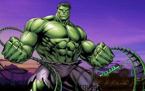 Hulk ya está abierto en Universal's Islands of Adventure