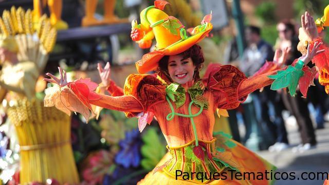 Halloween en Disneylandia París ¿Eres de los buenos o de los malos?