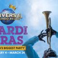 Mardi Gras 2017 en Universal Studios Orlando