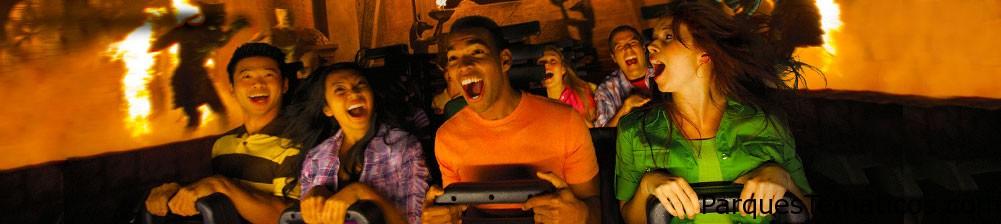 El otoño llegó con muchas novedad a Universal Studios Orlando, Florida