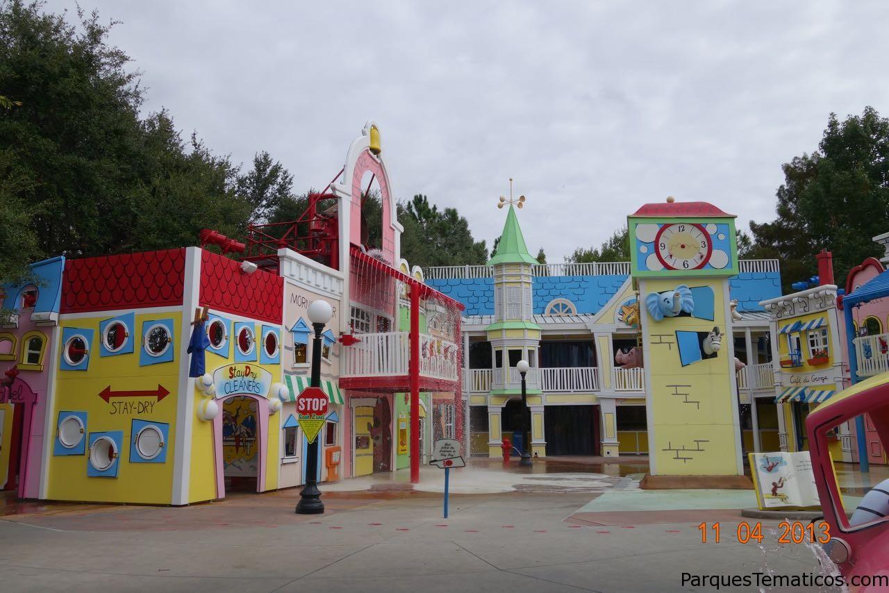 Juegos Para Los Mas Pequenos De La Familia En Universal Studios