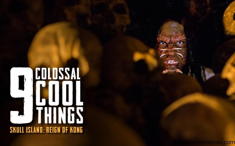 Las imágenes más divertidas de Skull Island: Reign of Kong