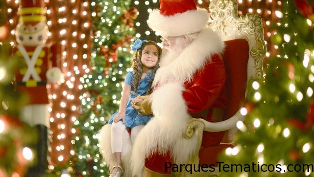 Visita la casa de Santa Claus y conócelo en persona en Disney Springs