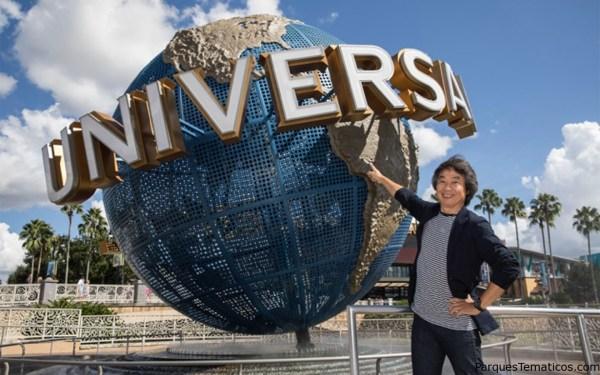 Shigeru Miyamoto, de Nintendo, y Mark Woodbury, presidente de Universal Creative, se reunieron recientemente para hablar acerca de los dos equipos trabajando juntos. Luego de revisar diseños potenciales para la nueva área, también hablaron acerca de lo que los fanáticos pueden esperar cuando estos planes emocionantes cobren vida.
