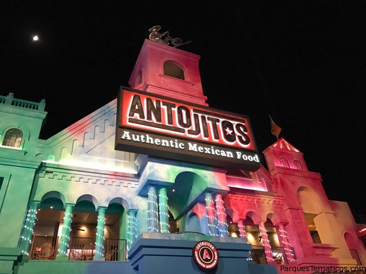 Mamá Experta: Restaurante Antojitos en Universal CityWalk Orlando