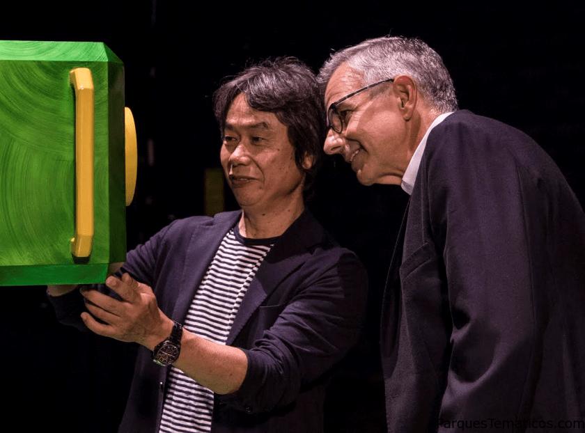 Universal Parks & Resort y Nintendo darán vida a la diversión de Nintendo en Osaka, Orlando y Hollywood