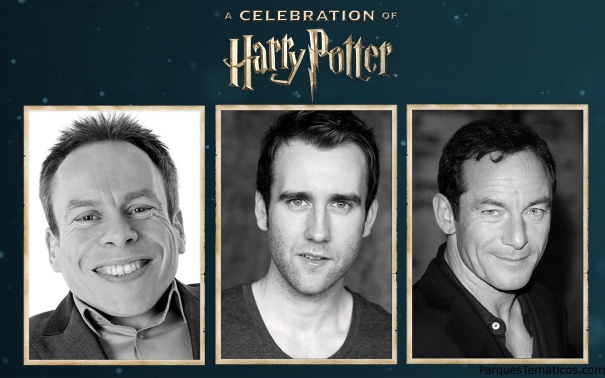 Nuevo talento anunciado que asistirá al evento anual de «A Celebration of Harry Potter»