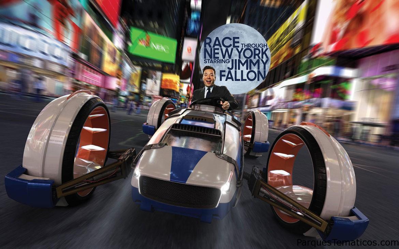 La carrera desenfrenada con Jimmy Fallon comienza el 6 de abril