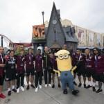 San Pablo FC celebra su Victoria en Universal Orlando