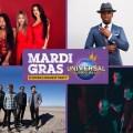 Conciertos de Mardi Gras 2017 son anunciados
