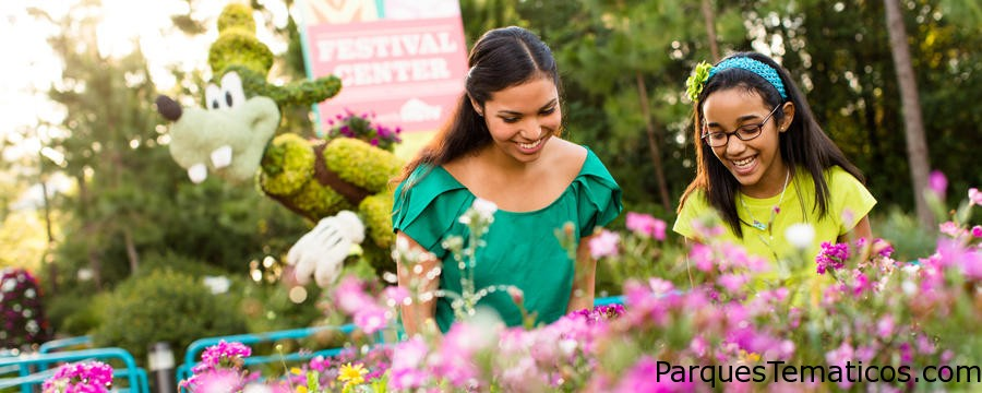 Primavera 2017 en Walt Disney World Resort