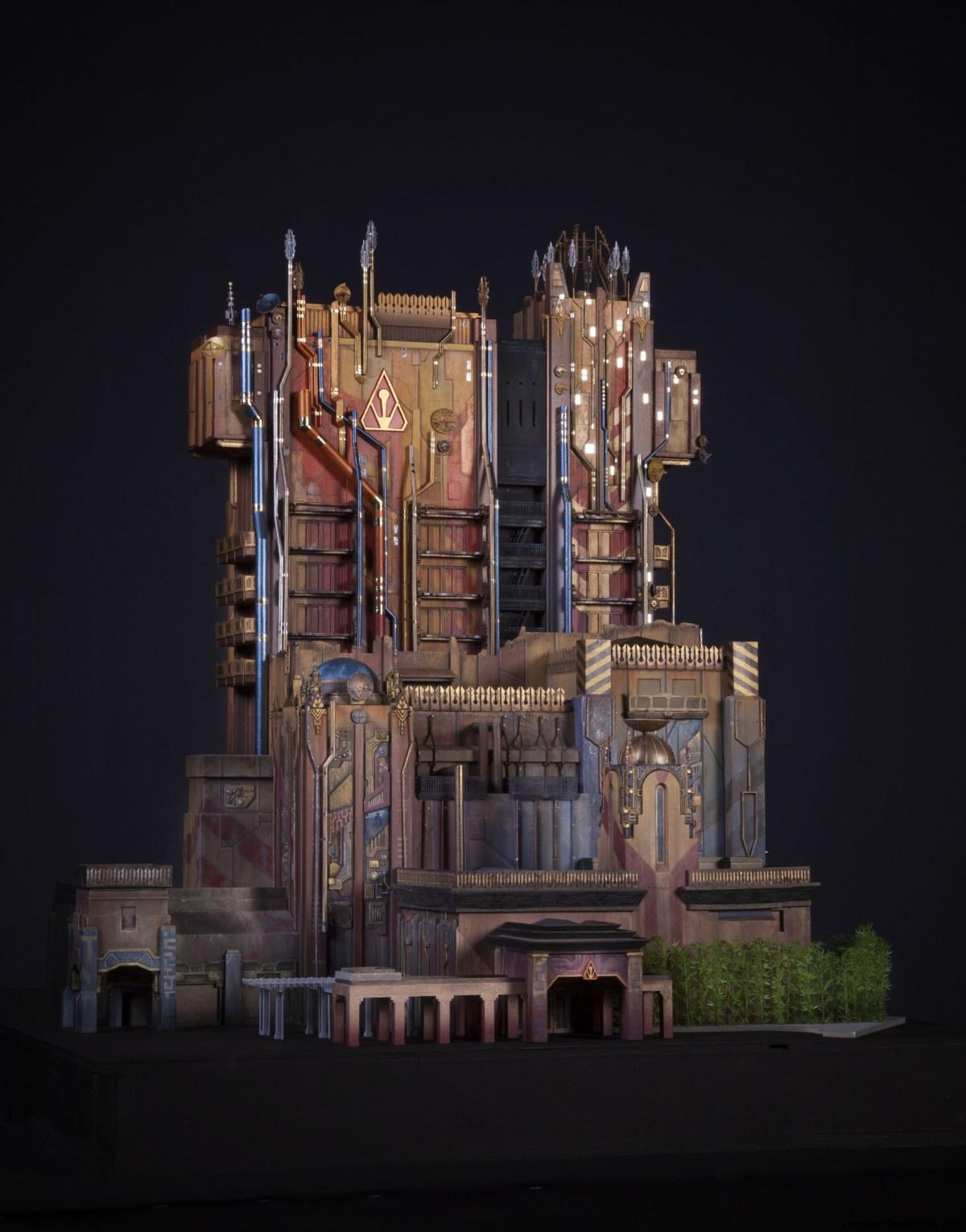 Guardians of the Galaxy llega el 27 de mayo a Disneylandia