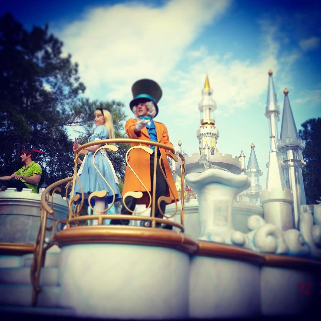 Los mejores desfiles en Magic Kingdom, Orlando