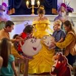 """Disfrutar como """"La Bella y La Bestia"""" a través de Walt Disney World Resort"""