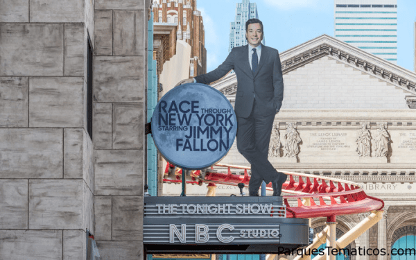 """Race Through New York Starring Jimmy Fallon"" Está en Ensayos Técnicos Limitados"