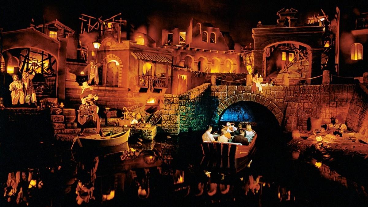 Celebra 50 años de Pirates of the Caribbean este fin de semana en Disneyland Park