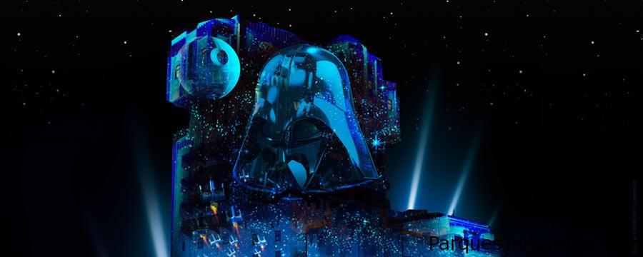 Noche Star Wars sólo en Disneyland Paris