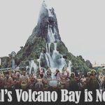 Vamos a darnos un chapuzn a Universal Volcano Bay enhellip