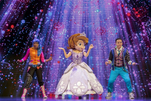Llegó 'Disney Junior Dance Party!' en Disney California Adventure Park