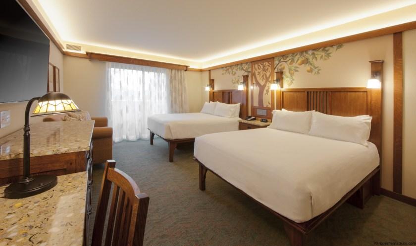 Disney's Grand Californian Hotel & Spa añade más mágia