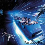 Star Wars Hyperspace Mountain