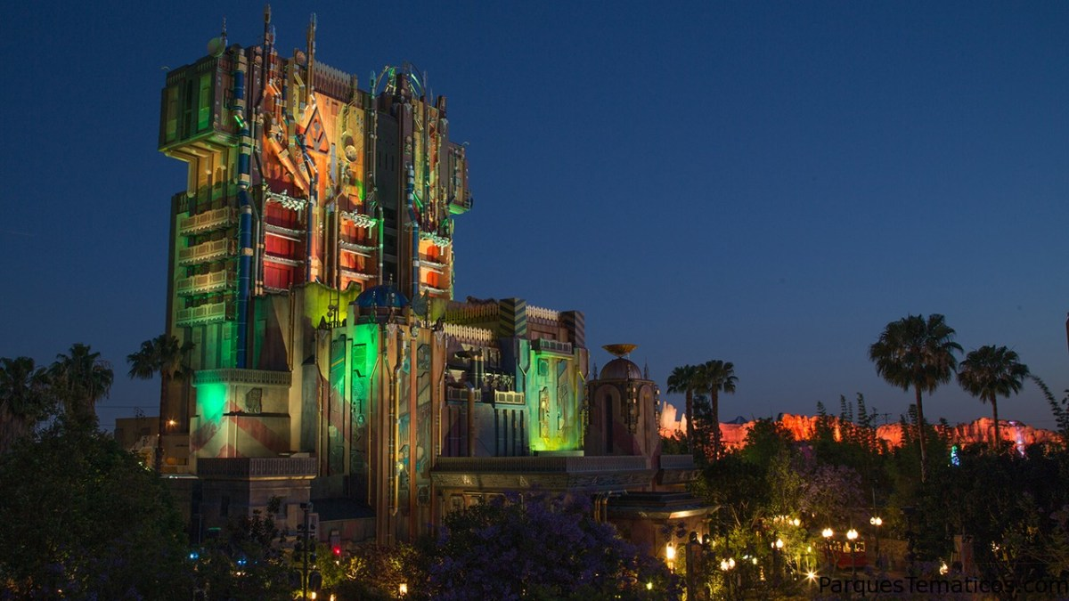 Apertura en vivo de Guardians of the Galaxy – Missión: Breakout en Disney California Adventure Park