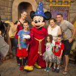 Festejar el día del Padre en Walt Disney World
