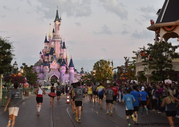 Disneyland Paris Magic Run Weekend 2017