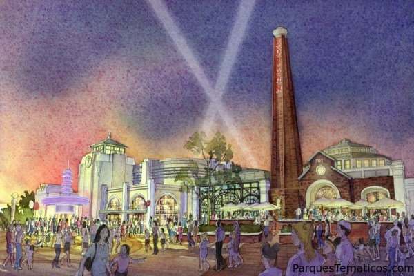 The Edison llega a Disney Springs