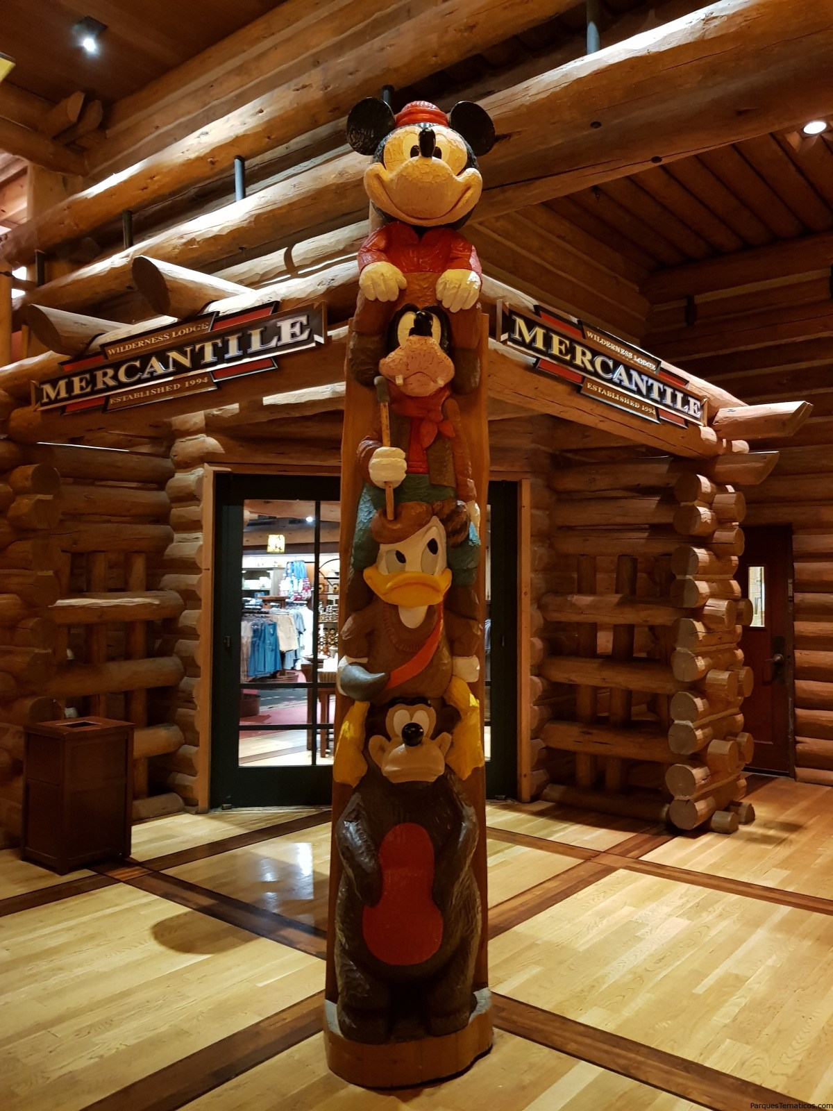 Mamá Experta: Disney's Wilderness Lodge