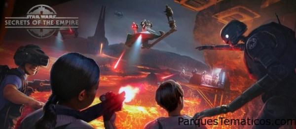 Lucasfilm, ILMxLAB y The VOID Anuncian Nueva Experiencia de Híper-Realidad, Star Wars: Secrets of the Empire