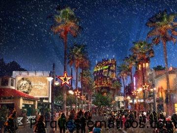 Nuevas experiencias de Navidad en Disney's Hollywood Studios