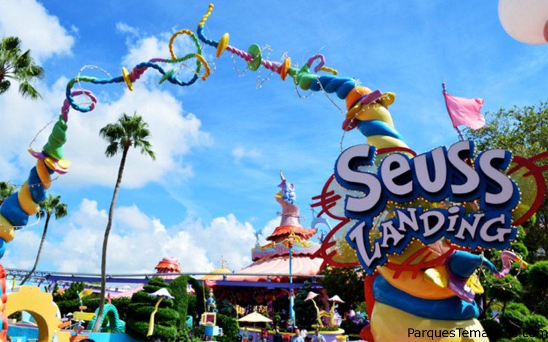 Cosas que deberías saber sobre Seuss Landing en Universal Studios Orlando