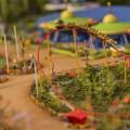 Toy Story Land Model & More ahora en exhibición en Walt Disney Presents
