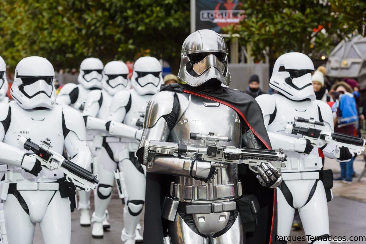 La Temporada de la Fuerza vuelve a Disneyland Paris