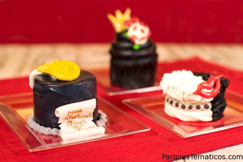 Cupcakes de Villanos