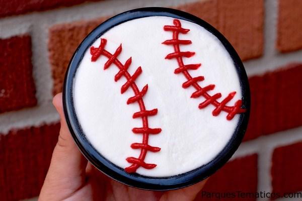 Baseball Brownie at Casey's Corner