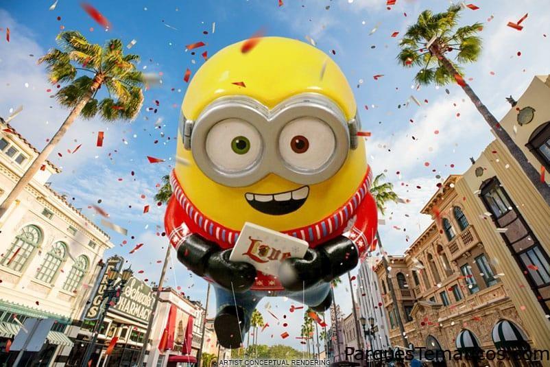 Universal's Holiday Parade presentado por Macy's