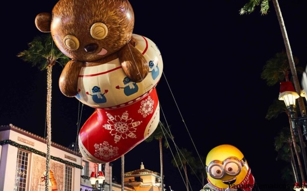 Cosas de Navidad que DEBES que Hacer en Universal Orlando Resort