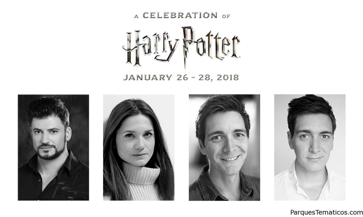 "Universal Orlando Resort y Warner Bros. anuncian a Bonnie Wright para ""A Celebration Of Harry Potter"" 2018"