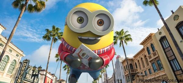 El nuevo desfile de Navidad de Universal's Holiday Parade Featuring Macy's