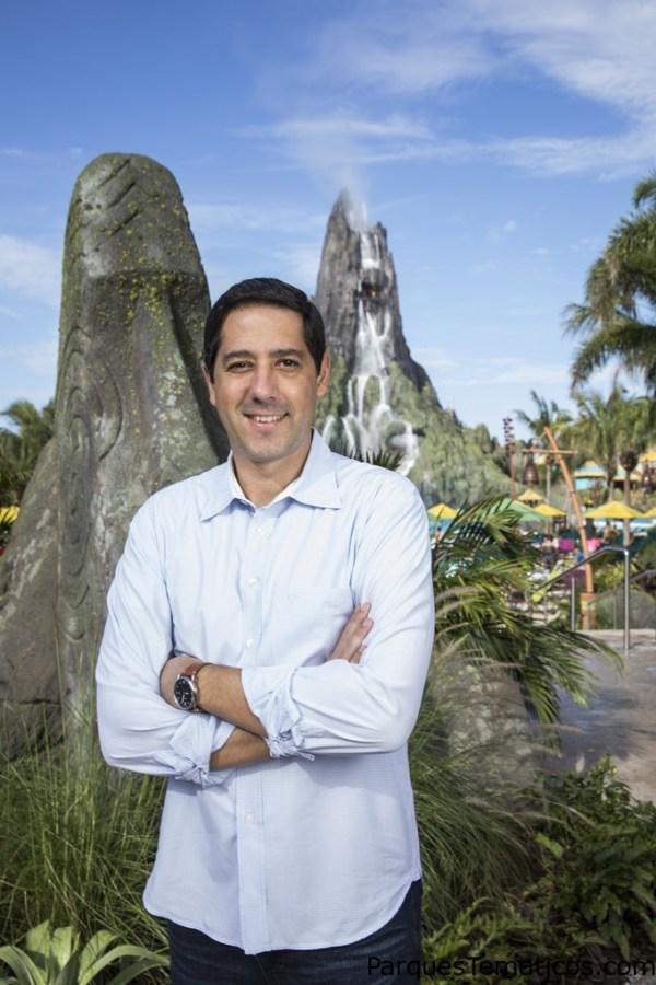 Marcos Barros es promovido a Vice-Presidente Internacional de Ventas para Latinoamérica en Universal Orlando Resort