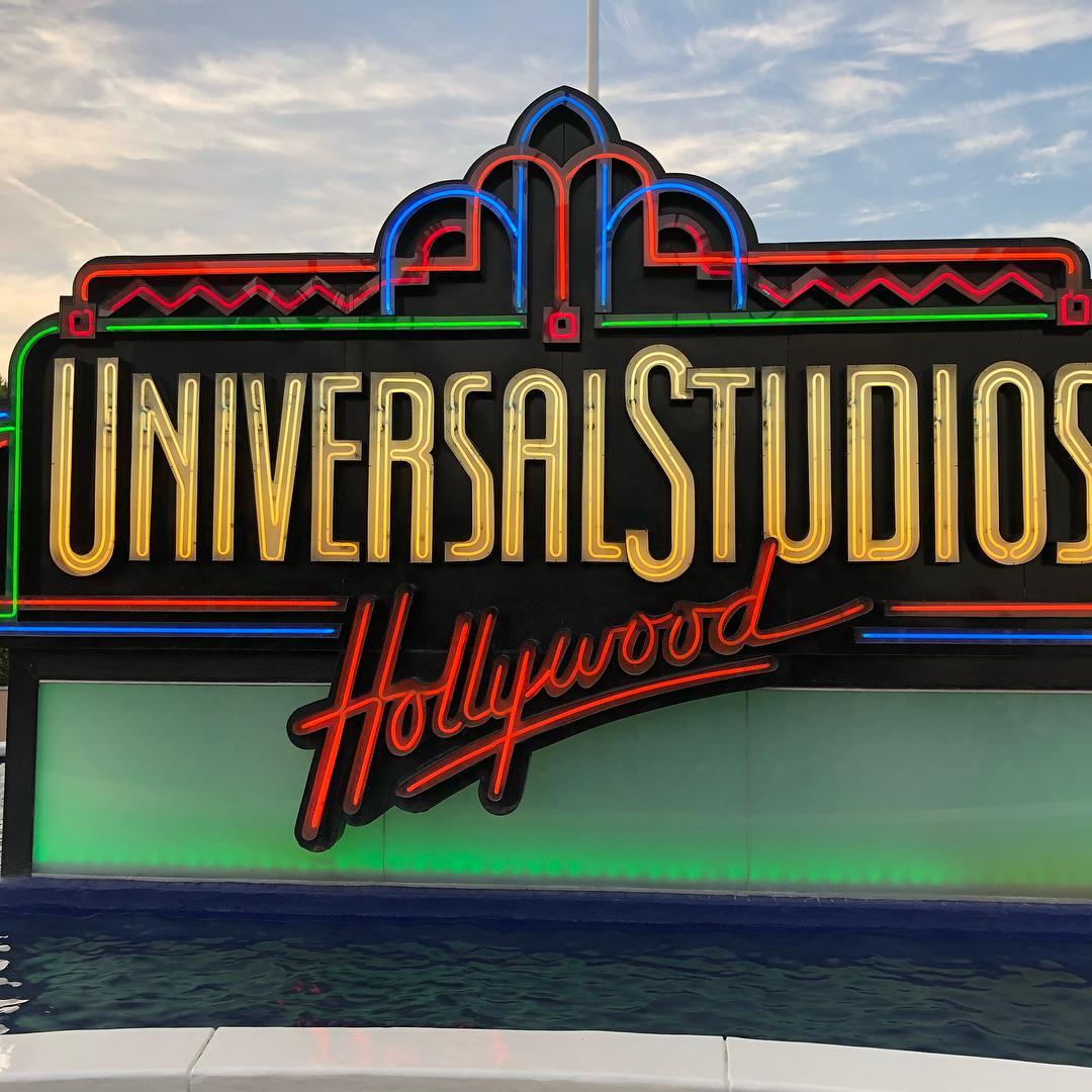 Promoción Universal Studios Hollywood 2015