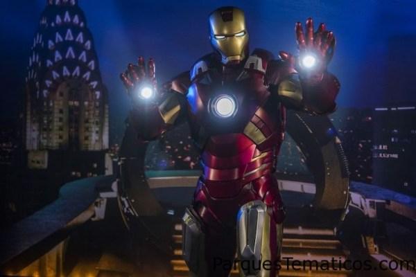 Primera aparición oficial de Iron Man, Star-Lord, Gamora y Groot en un barco de Disney durante el evento Marvel Day at Sea